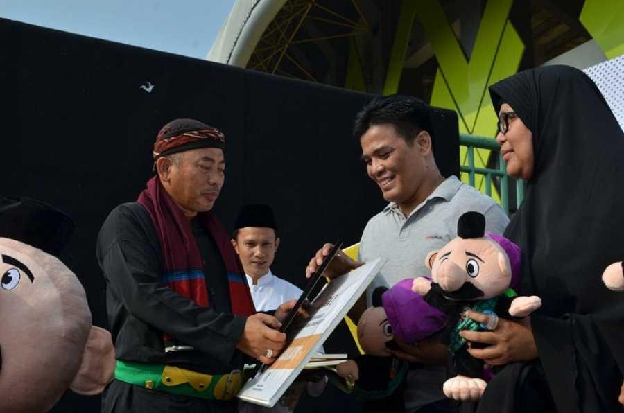 Kota Bekasi Resmi Miliki Maskot