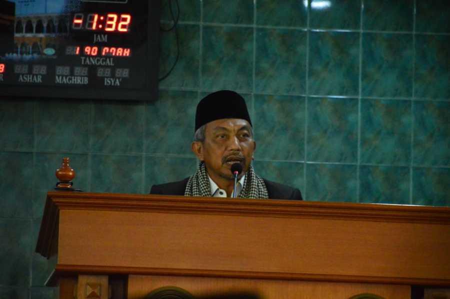 Khatib Jumat Keliling, Wawali Ahmad Syaikhu Terangkan Makna Hijrah