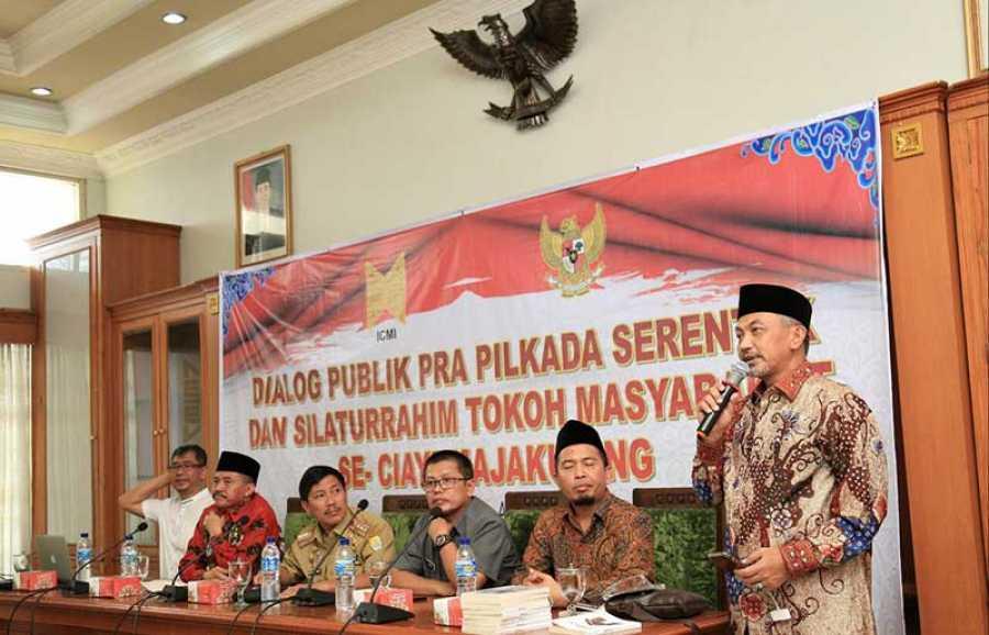 A Sense Of Belonging, Wakil Wali Kota Bekasi Hadiri Dialog Publik Pra Pilkada Serentak Di Cirebon