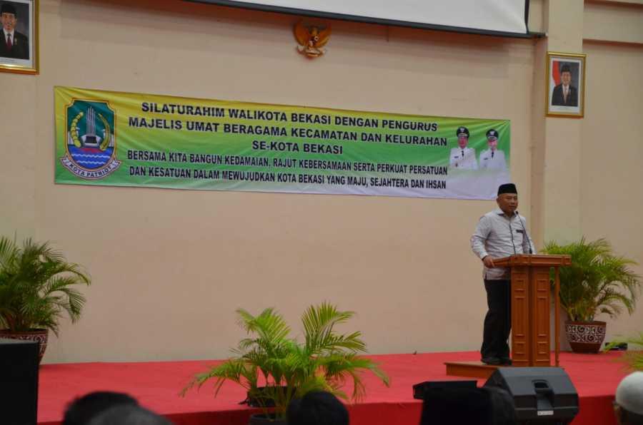 Wali Kota Bekasi, Kepala Daerah Harus Bisa Berdiri Di Semua Golongan