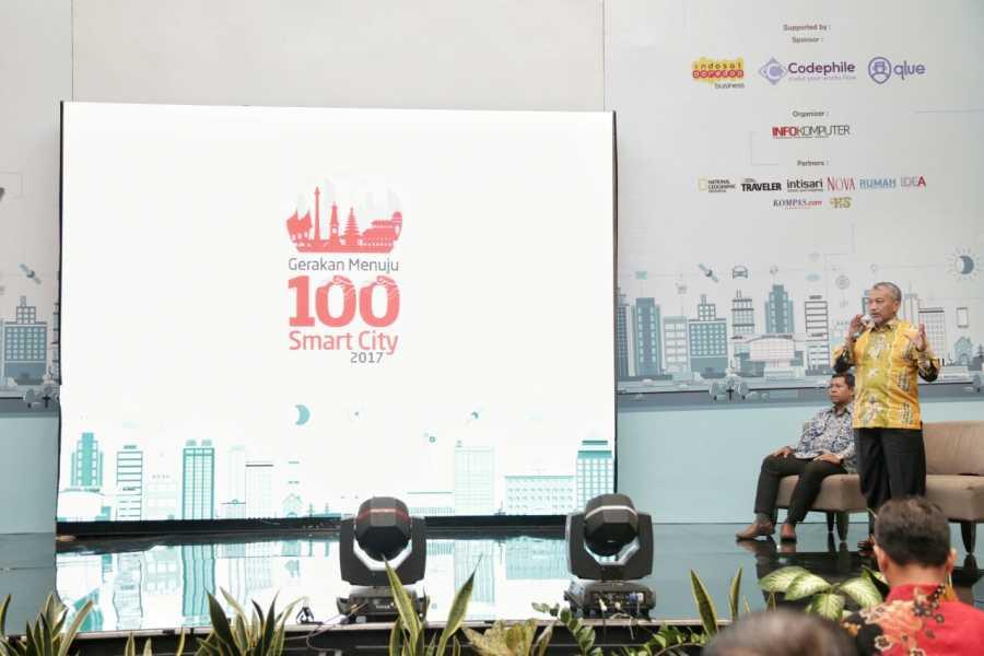 Kota Bekasi Masuk Daerah Gerakan Menuju 100 Smart City Kominfo