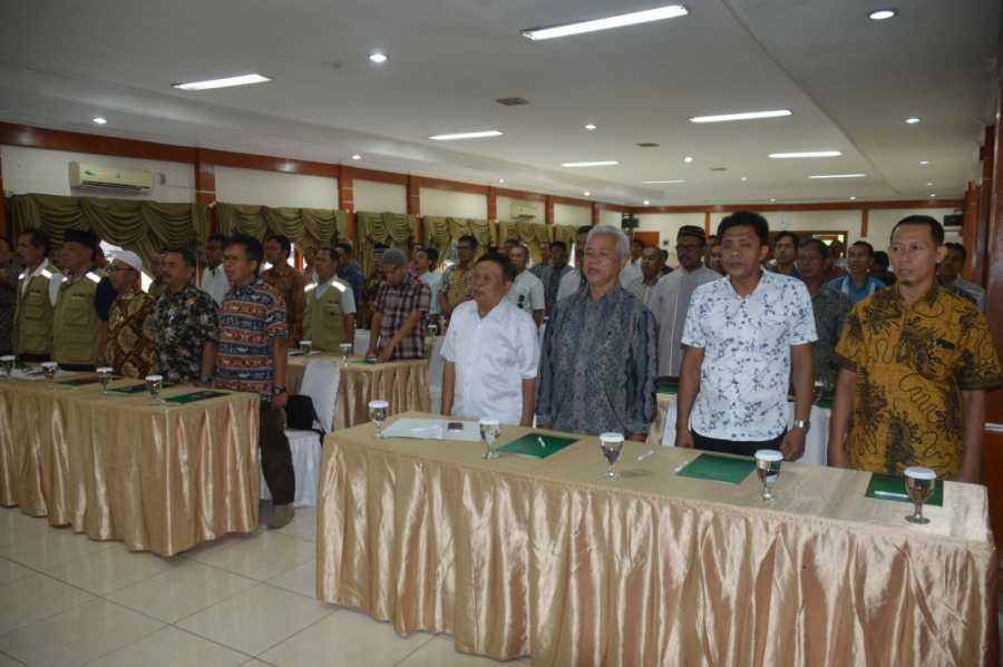 Wawali Ahmad Syaikhu Harapkan Ketua RW Jadi Tombak Pembangunan