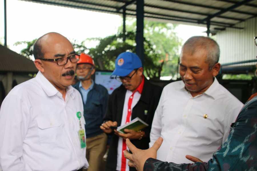 Direktur Pengelolaan Sampah Kementerian LHK Puji Kota Bekasi Terkait PLTs