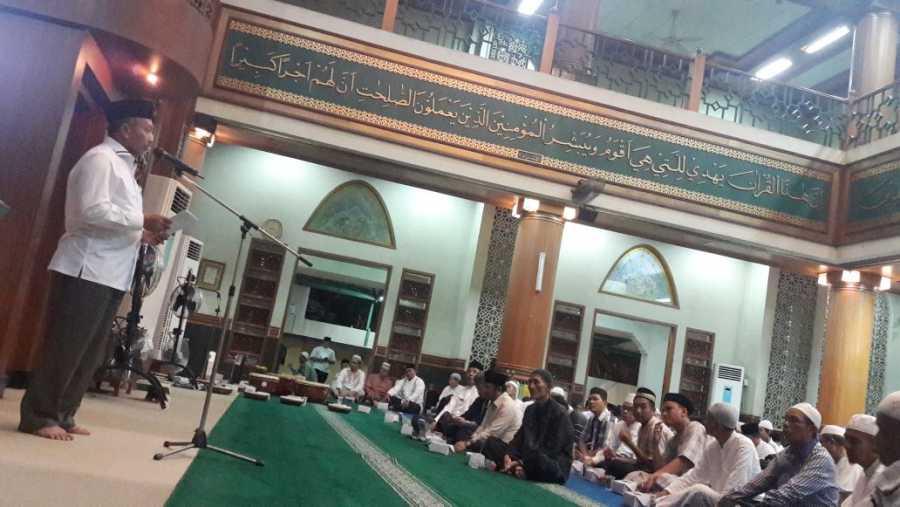 Wawali Ahmad Syaikhu Sampaikan Tema Kota Bekasi Peringati Maulid Nabi Muhammad SAW