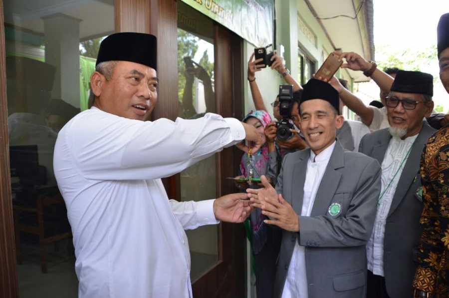 Wali Kota Bekasi Resmikan Gedung Islamic Center Kota Bekasi