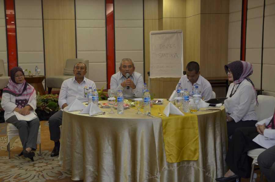 Wali Kota Bekasi Bertatap Muka Dengan Kepala Puskesmas dan TU Puskesmas se-Kota Bekasi