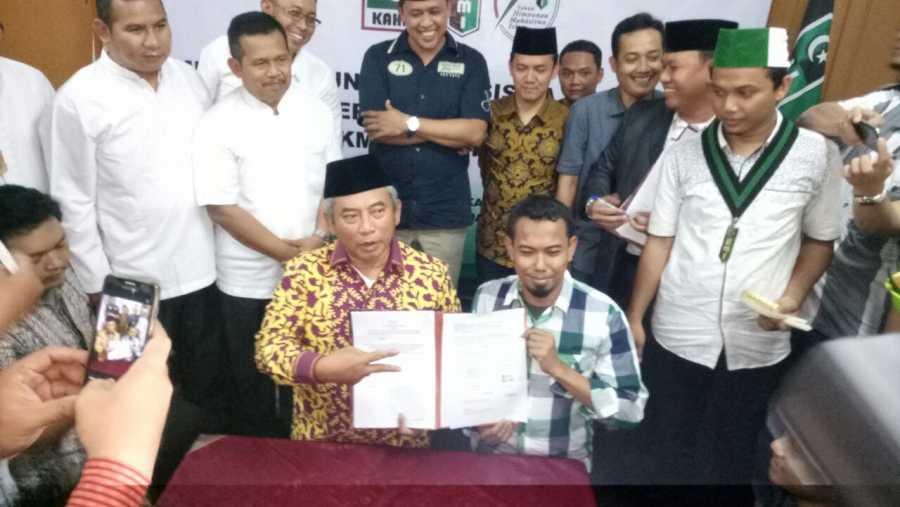 Harapan Wali Kota Bekasi Rahmat Effendi untuk HUT HMI