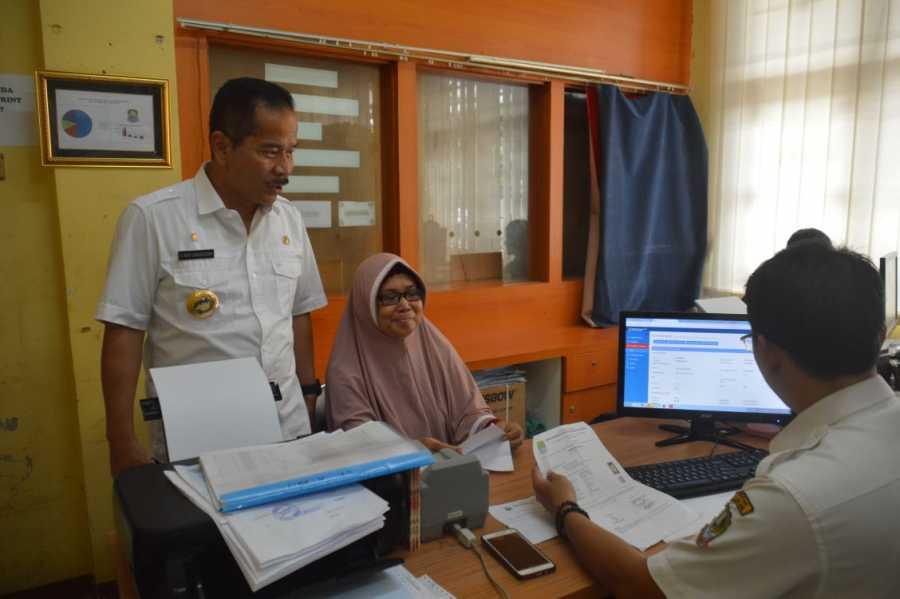 Jalin Silahturahmi Pj.Wali Kota Bekasi Harap Perkuat Pelayanan.