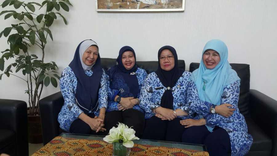 Berkat Perjuangan Kartini, Empat Serangkai Ini Duduk di Jabatan Roda Pemerintahan Kota Bekasi