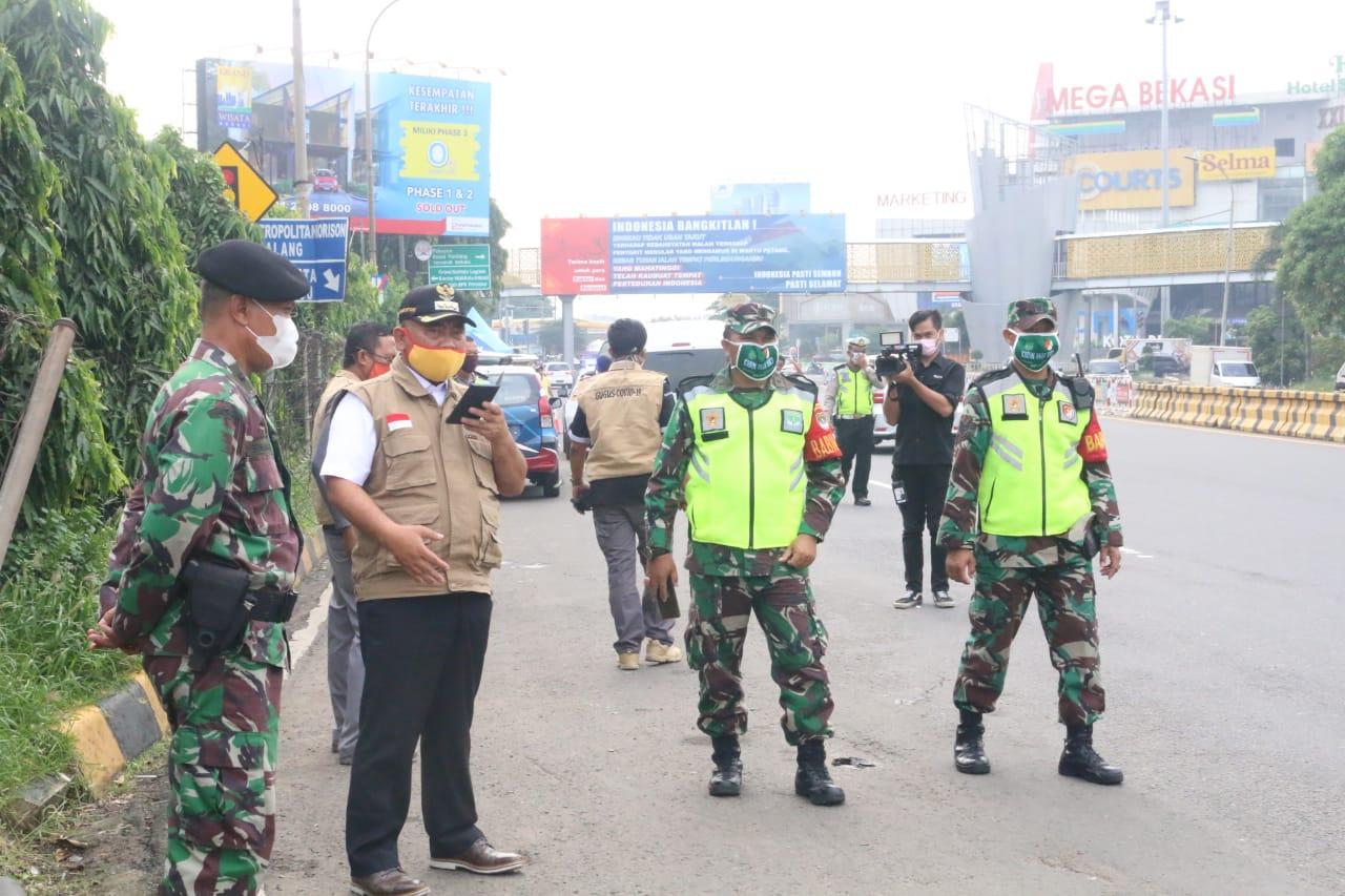 Pemerintah Kota Bekasi - hari ini pemberlakuan psbb di ...