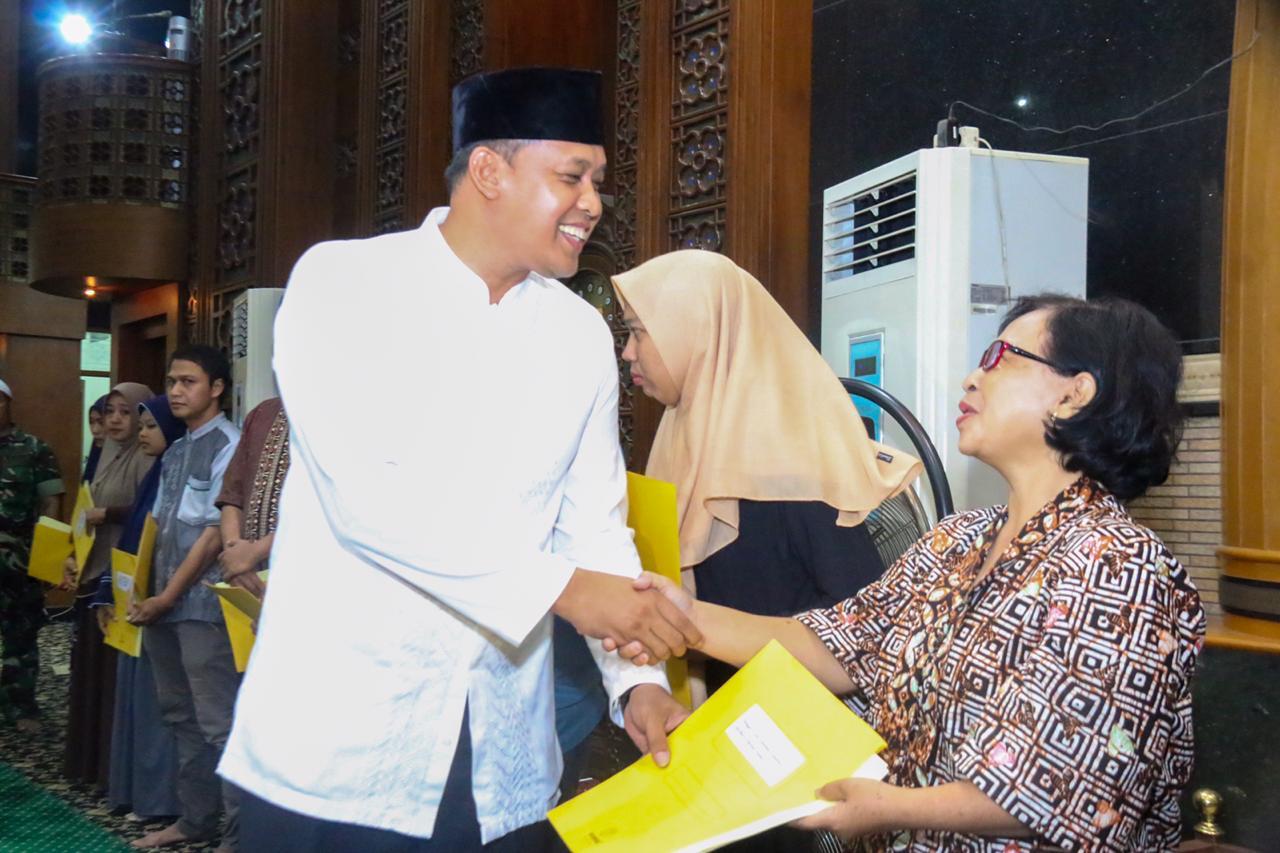 Wakil Wali Kota Bekasi Peringati Malam Nuzulul Qur'an 1440 Hijriah