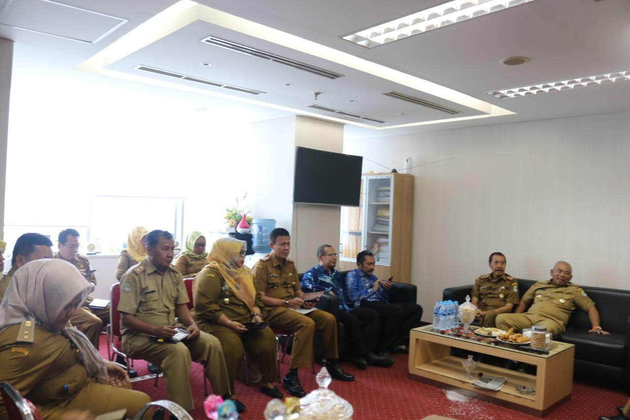 Wali Kota Bekasi Konsultasi dengan Dirjen Pendapatan Daerah