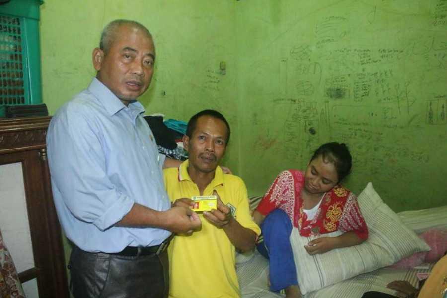 Kartu Sehat Berbasis NIK Kota Bekasi Dalam Mendukung Jaminan Kesehatan Nasional