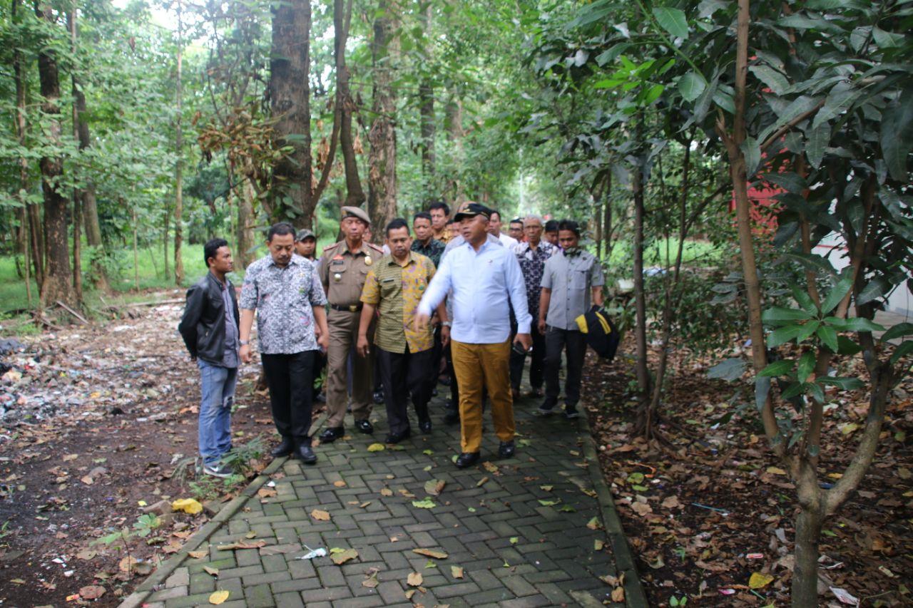 Wali Kota Bekasi Kembali Sidak Penataan Kuliner di GOR Kota Bekasi