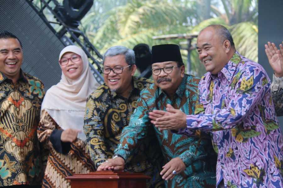 Harmoni Budaya Jawa-Sunda menjadi Ajang Promosi Tiga Provinsi