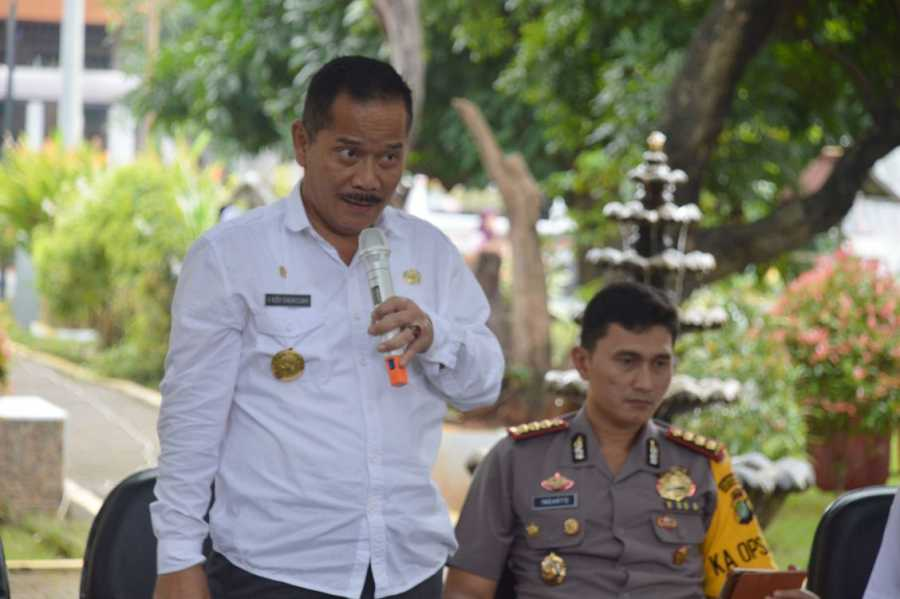 Pj Wali Kota Bekasi: Jadikan Ramadhan Kontempelasi Mendekatkan Diri kepada Tuhan