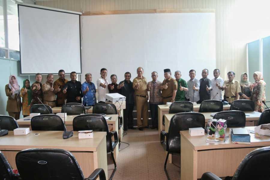 Kunjungan Pemerintah Kabuten Solok Provinsi Sumatera Barat