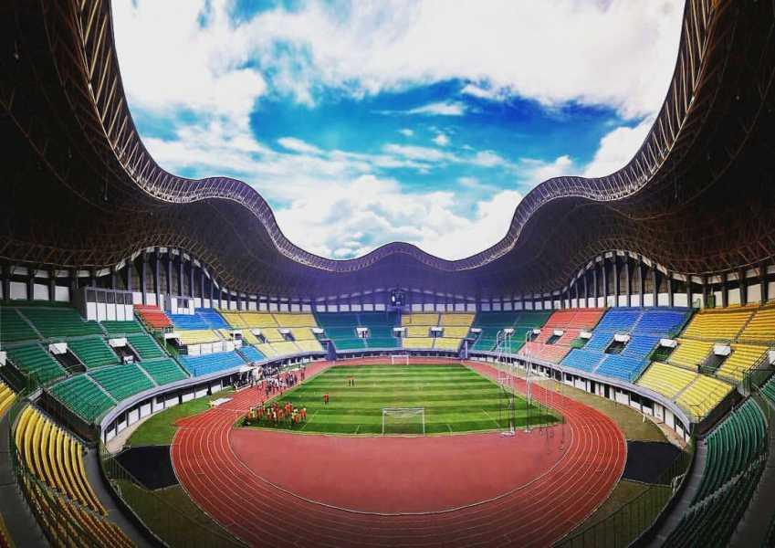 Jadi Sorotan Dunia, Stadion Patriot Chandrabhaga Progres Standarisasi FIFA