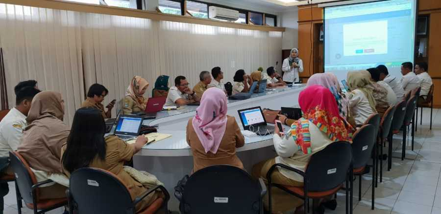 56 SKPD Kota Bekasi ikuti Sosialisasi BPJS Ketenagakerjaan