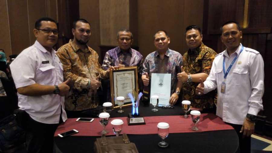 DPMPTSP Raih Peringkat Terbaik Pertama Tingkat Prov Jawa Barat