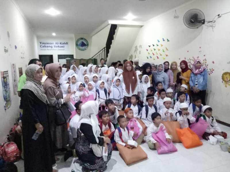 DWP Kota Bekasi Gelar Buka Puasa Bersama 106 Anak Yatim Piatu