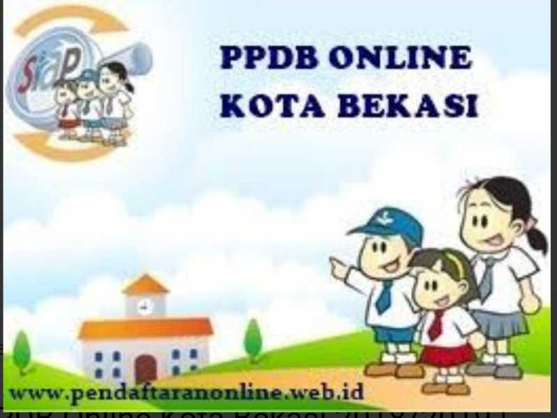 PPDB Online SMP Kota Bekasi Tahap kedua Dibuka hari Ini