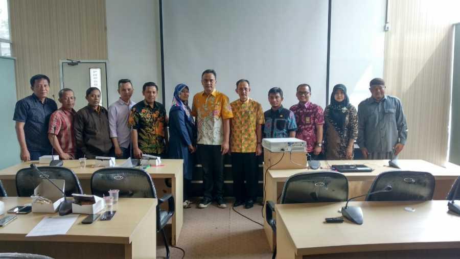 Pemkot Bekasi menerima kunker DPRD Kabupaten Batang