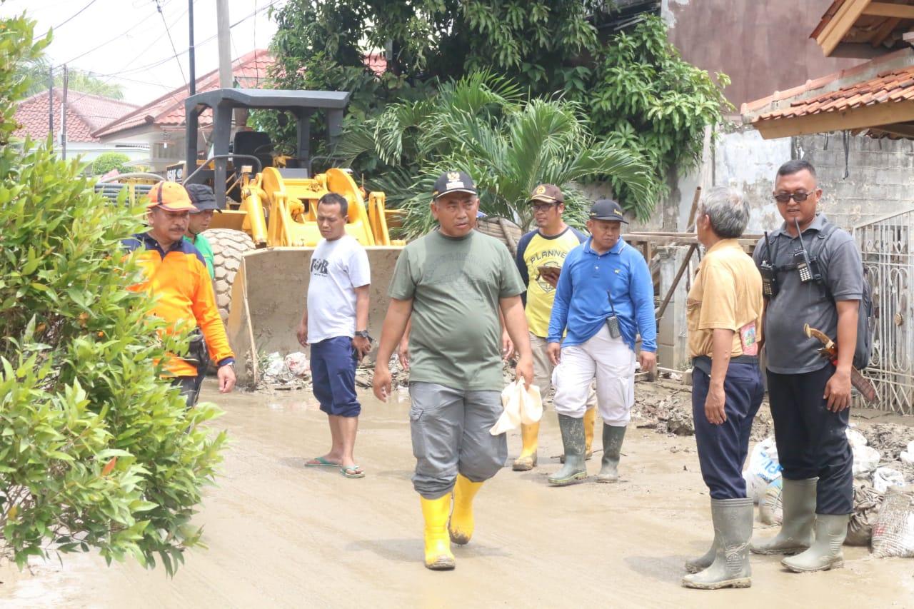 Monitoring K3 Jatiasih, Walkot Katakan Tetap Waspada Cuaca Ekstrim