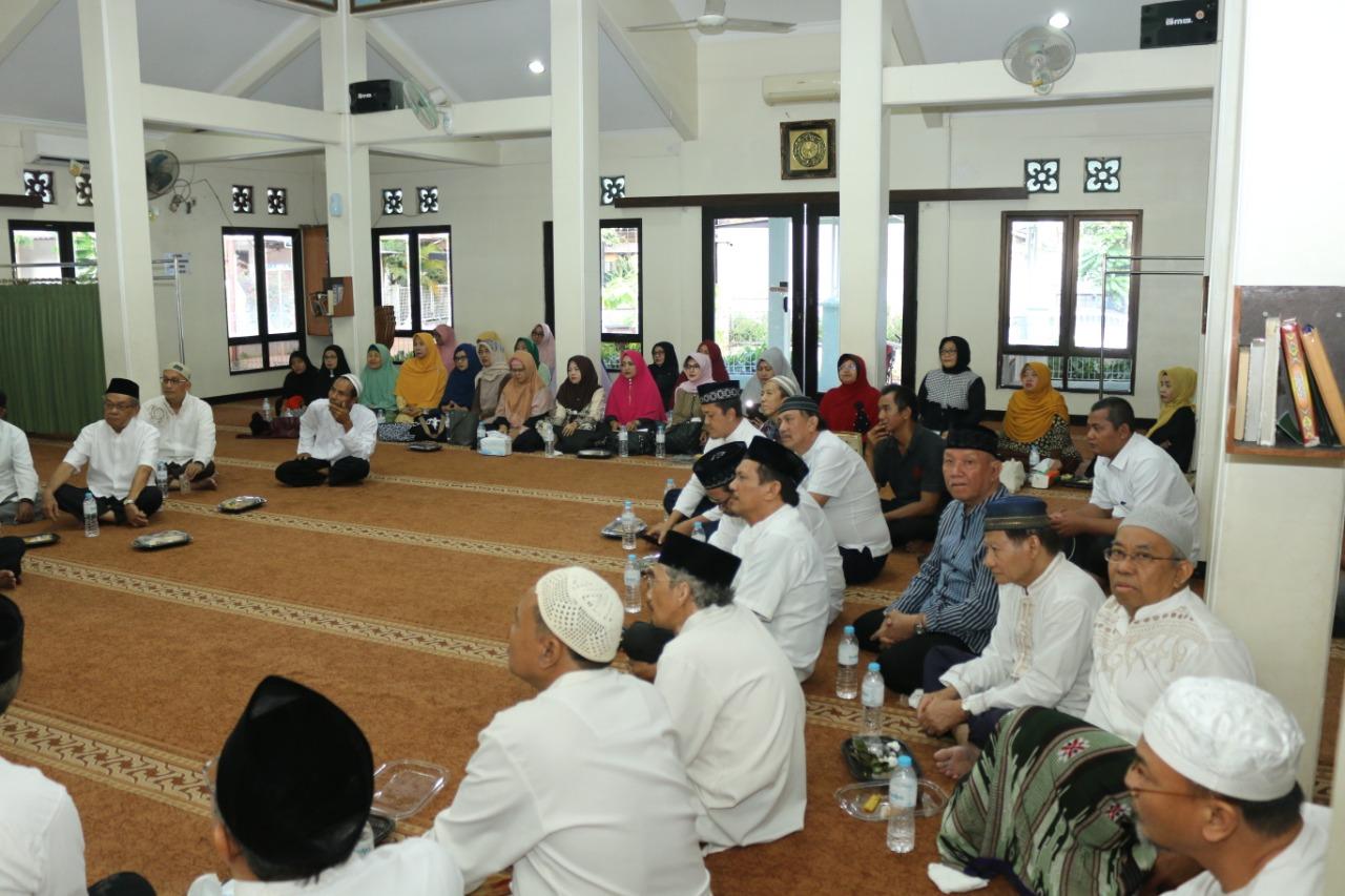 Walikota Hadiri Silaturahmi dengan DKM Darul Falah dan Warga RW 12 Pondok Pekayon Indah