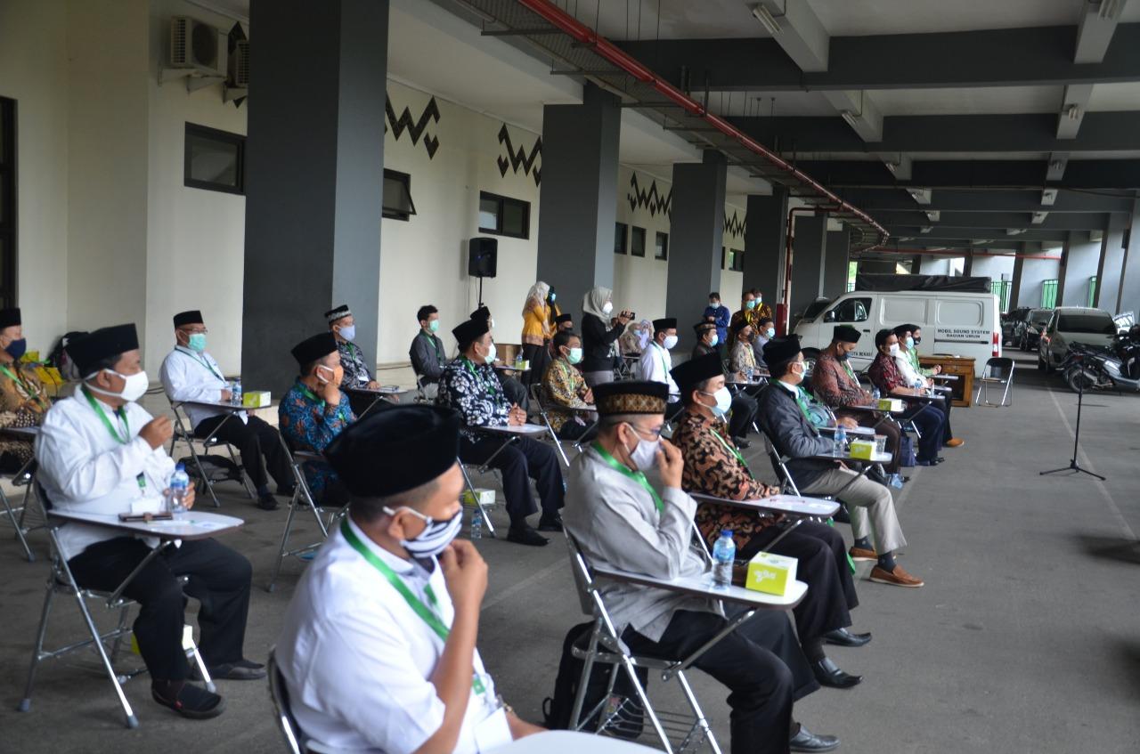Tes Kompetensi Seleksi Pimpinan Baznas Kota Bekasi Periode 2021- 2026
