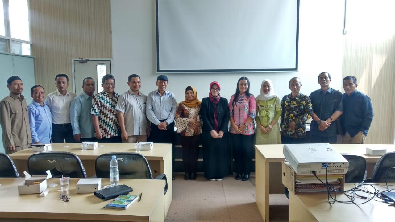 DPRD Kabupaten Kulonprogo Belajar LHP BPK