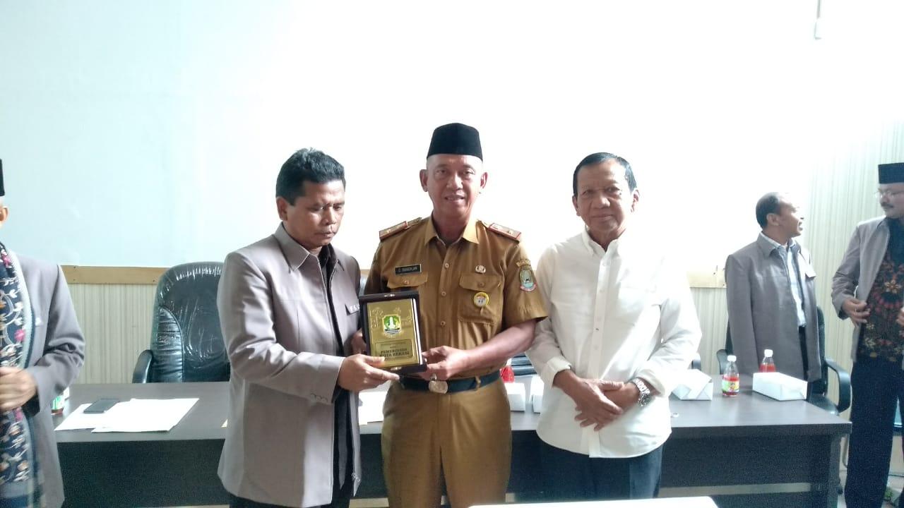 FKUB Kabupaten Majalengka Diskusi Kerukunan di Kota Bekasi