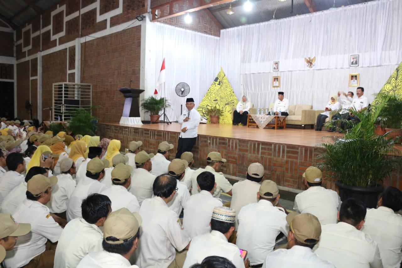Pembinaan TKK dan GTK Wilayah Kecamatan Pondokmelati, Jatiasih, Pondokgede, dan Jatisampurna.