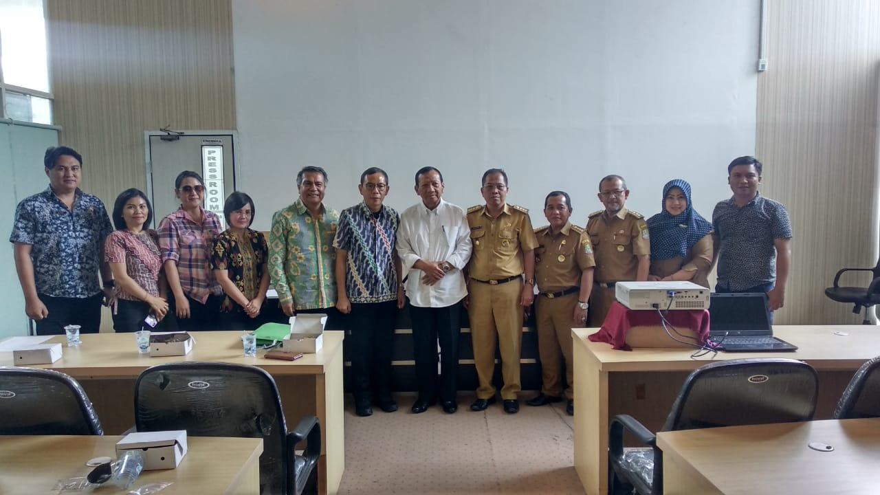 Kota Tomohon Kembali Sharing Toleransi Kerukunan Umat Beragama di Kota Bekasi