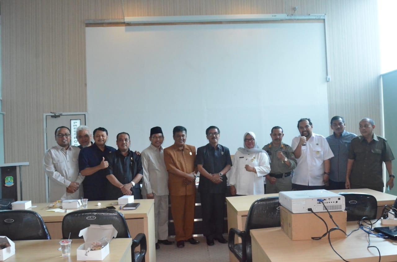 Pelajari Penegakan Perda, DPRD Kabupaten Cilacap Studi Banding ke Kota Bekasi