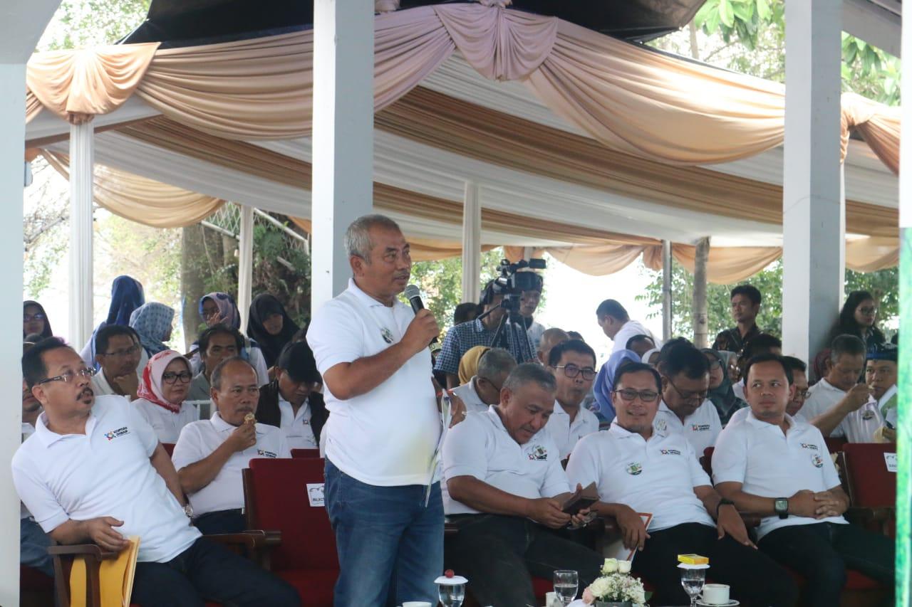 KOPDAR Jawa Barat, Wali Kota Hadir dan Paparkan 5 Prioritas Program Pembangunan di Kota Bekasi