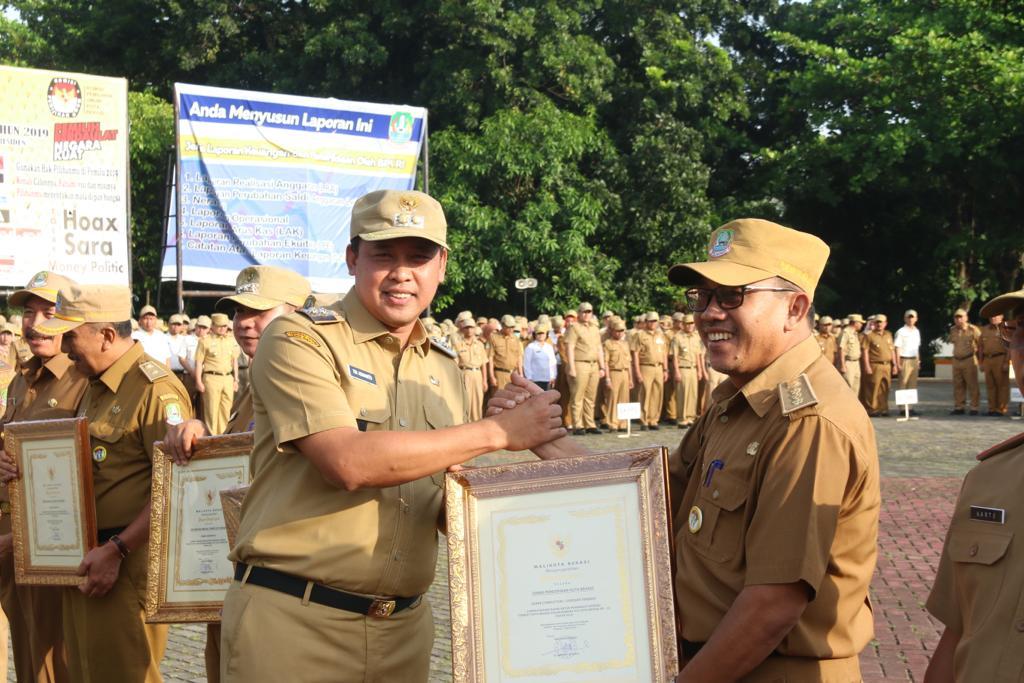 Usai Pemilu 2019, Wakil Wali Kota Bekasi Ingin Pelayanan Publik Ditingkatkan