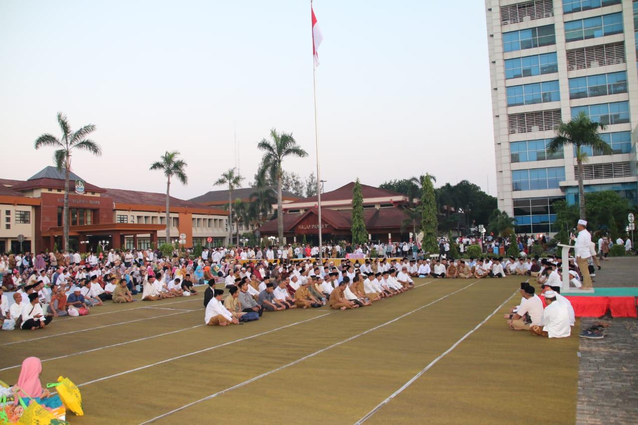 Buka Bersama Aparatur Pemerintah Kota Bekasi