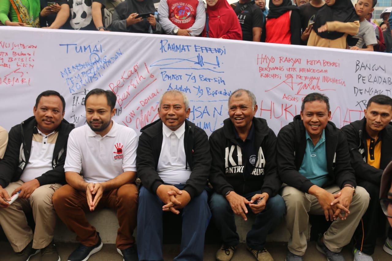 Peringati Hari Anti Korupsi Sedunia, Agus Raharjo : Maindset Taat Aturan Harus Sejak Dari Dini