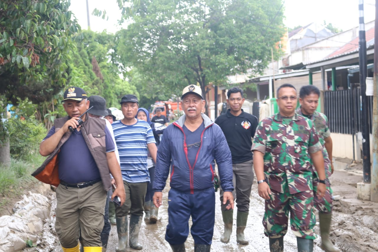 Banjir Surut, Wali Kota Bekasi Menggugah Rasa Kemanusiaan ASN dan Non ASN Kota Bekasi