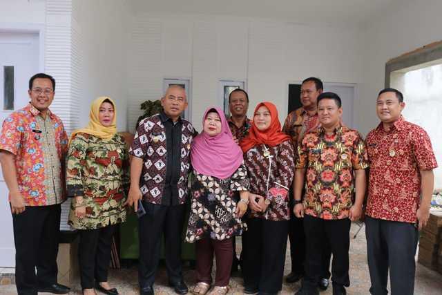 Wali Kota Cek Lokasi Pembangunan Sekretariat IBI Kota Bekasi dan SDN 1 Kalibaru