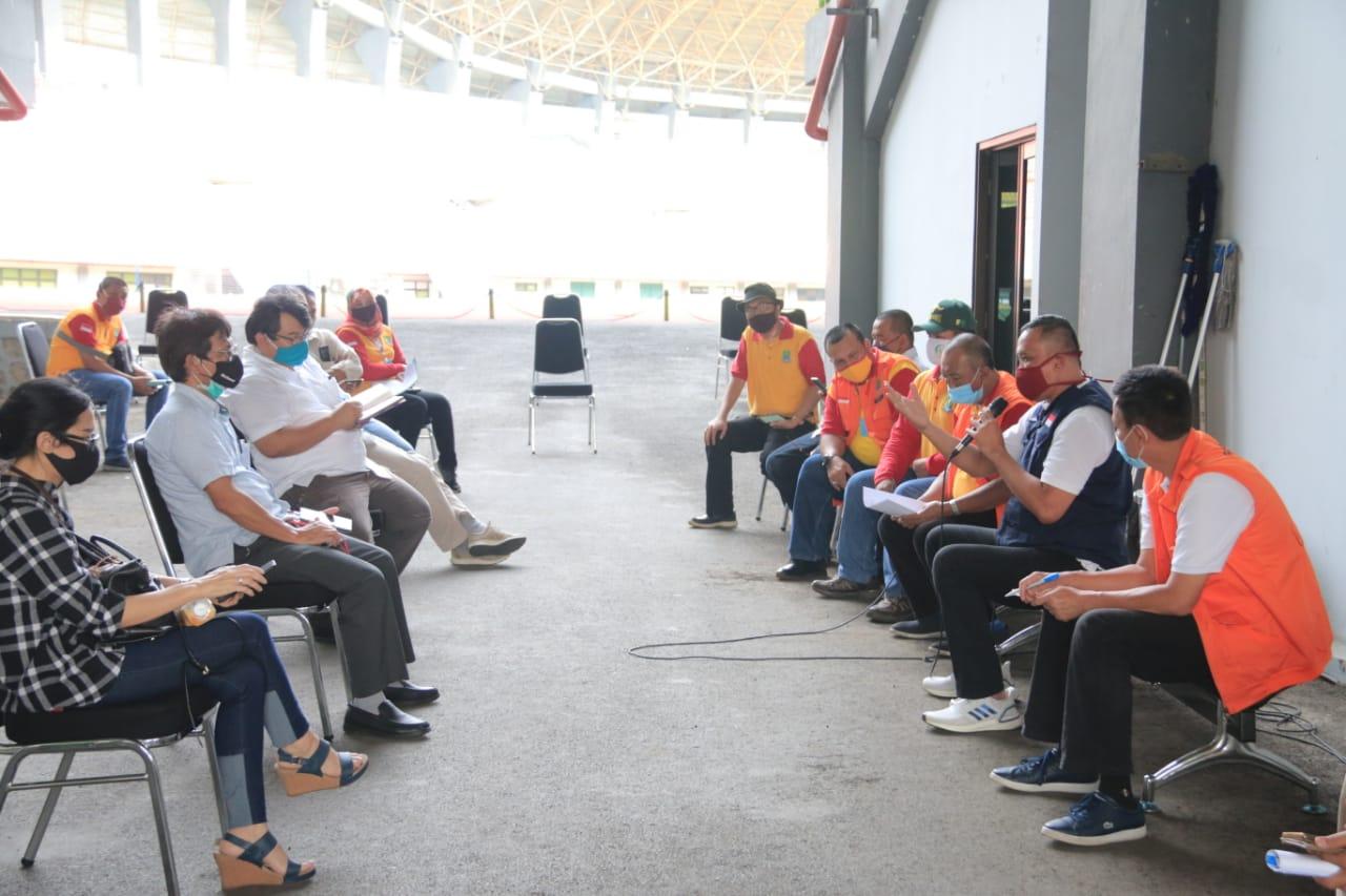 Wakil Wali Kota Bekasi Pimpin Rapat Penerapan New Normal