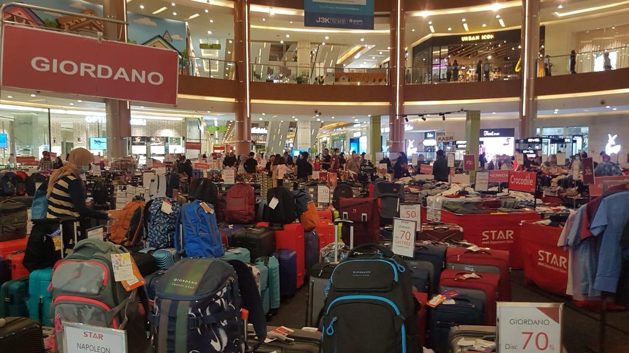 Jelang Idul Fitri Pemkot Bekasi Pantau Pusat Perbelanjaan
