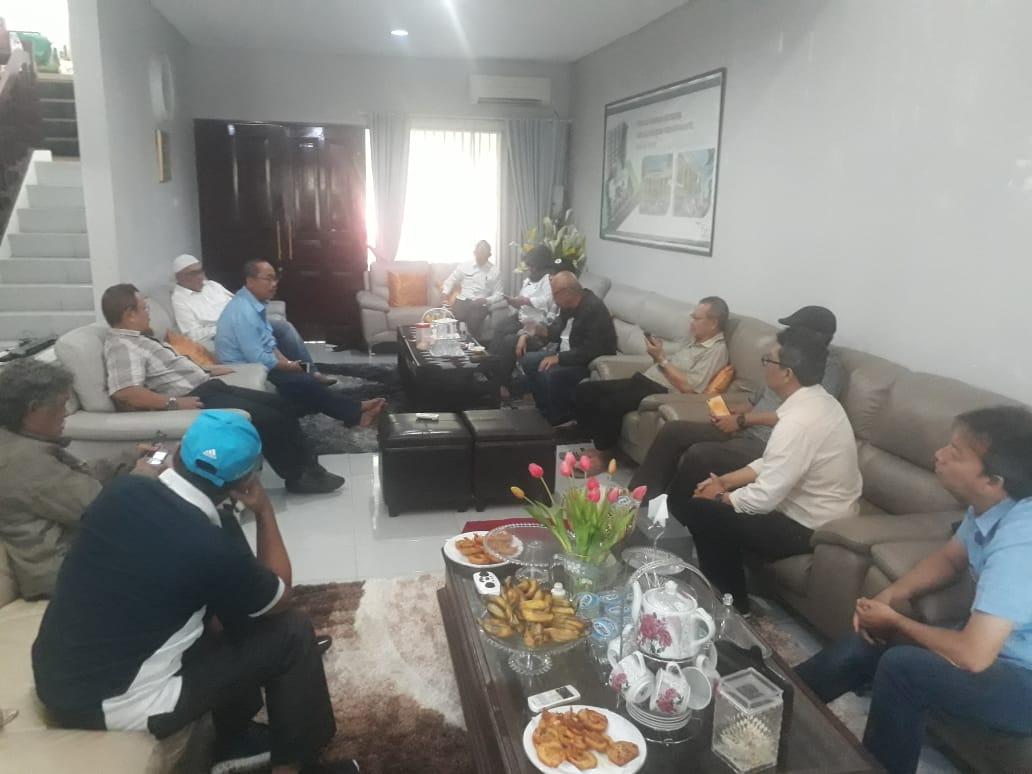Pemkot Bekasi Silaturahmi dengan Wartawan Senior Nasional