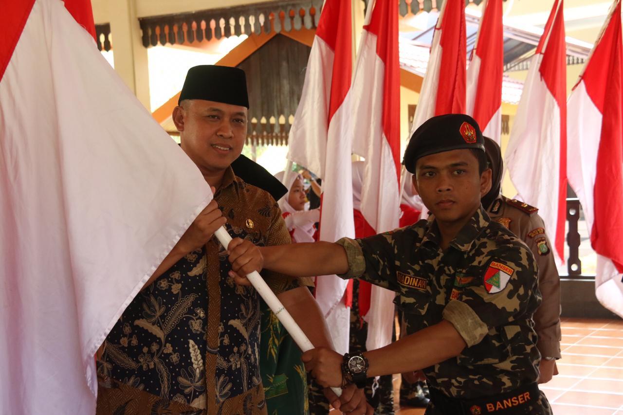 Wawali apresiasi Kirab Satu Negeri GP Ansor Kota Bekasi