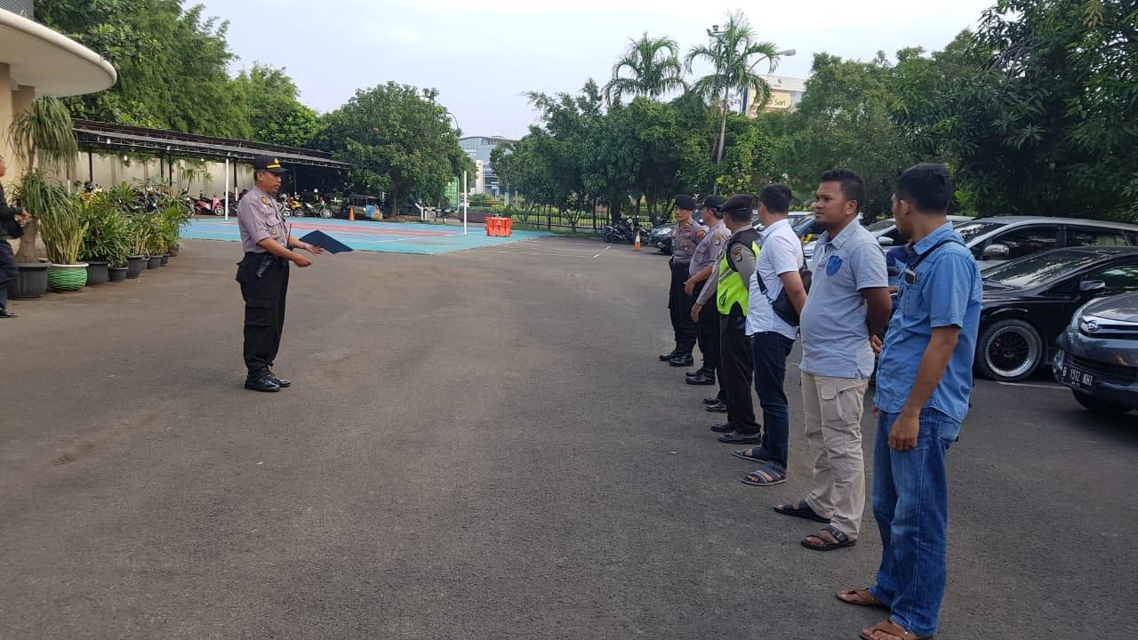 Operasi Penyakit Masyarakat di Wilayah Hukum Polsek Medan Satria