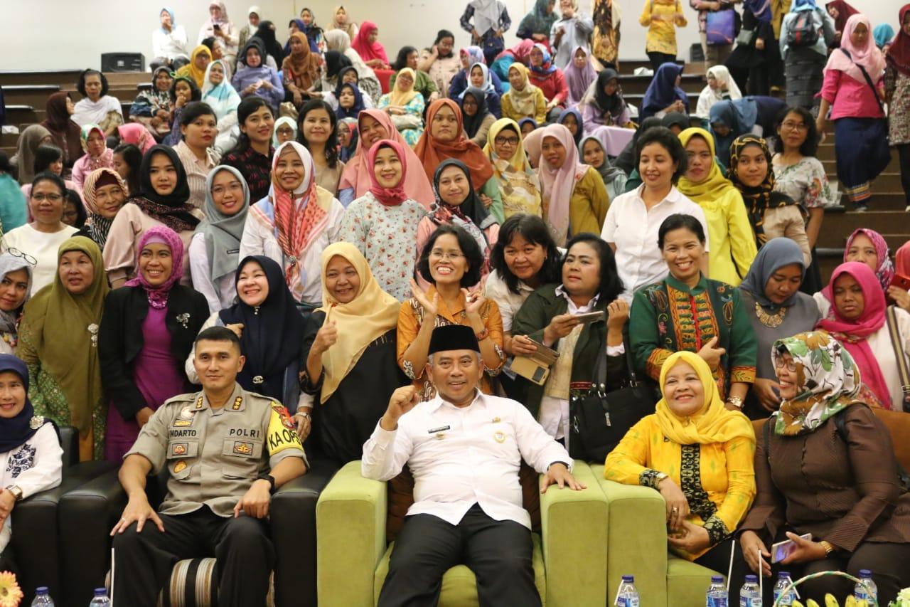 Ikatan Bidan Indonesia Kota Bekasi Ikuti Sosialisasi Toleransi Keberagaman Kota Bekasi Harmoni