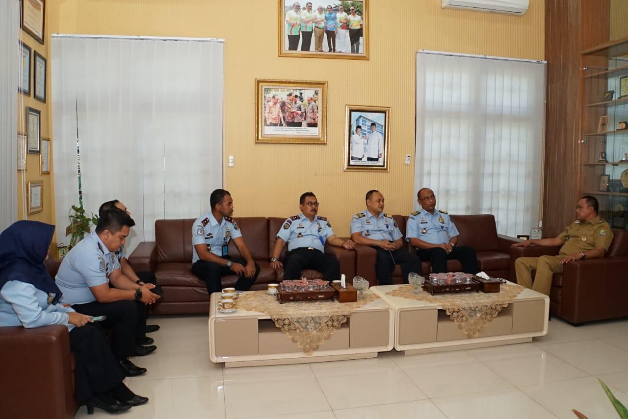 Menhumham RI Undang Walikota Bekasi Hadiri Peresmian Kantor Imigrasi Klas II Kota Bekasi