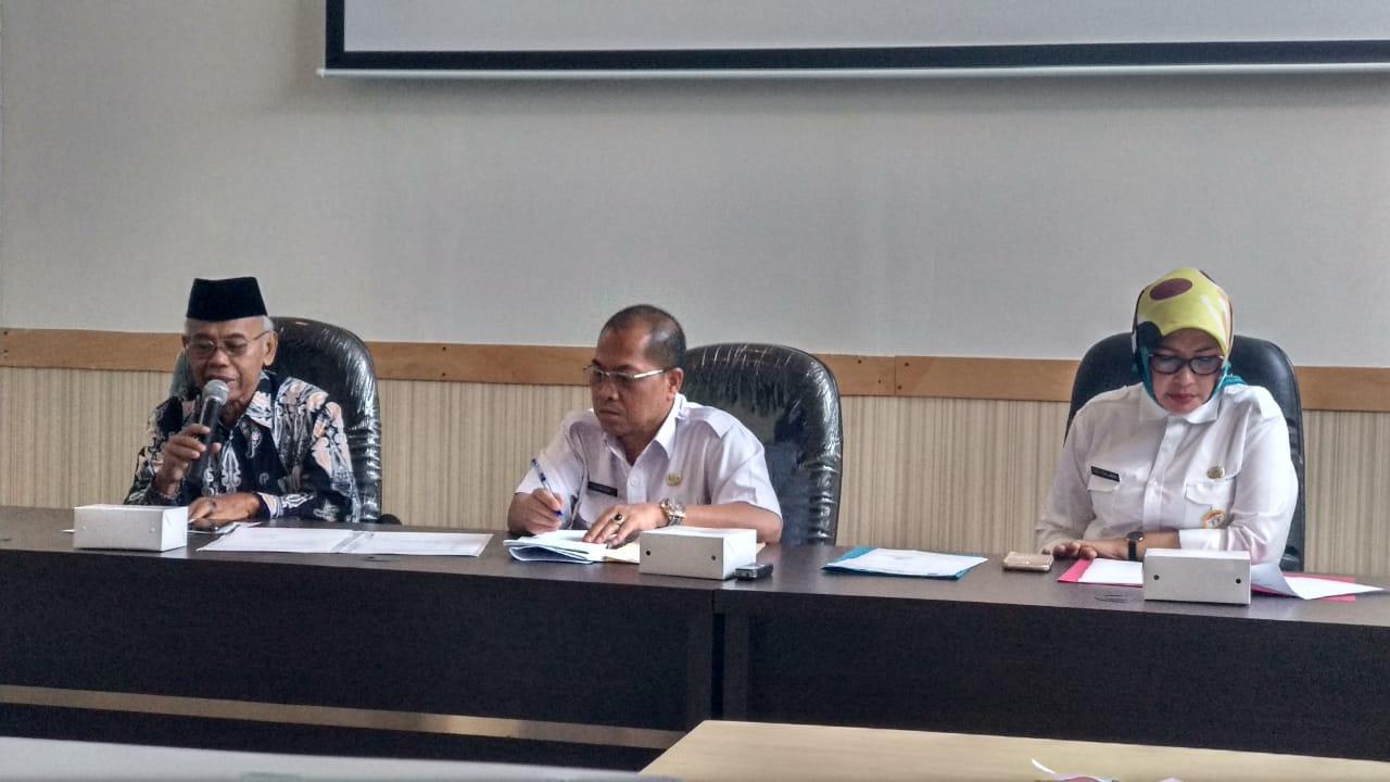 DPRD Kabupaten Batang Konsultasi Capaian Kota Sehat