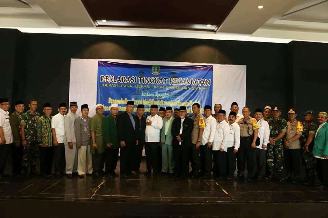 Deklarasi Anti Hoax dan Pengembalian Fungsi Masjid